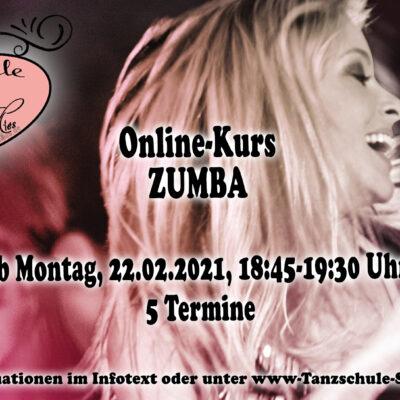 Zumba Online-Kurs