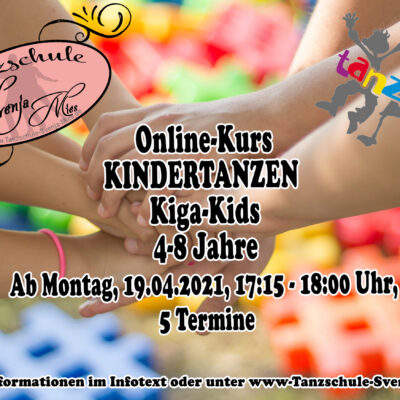 Neuer Kiga-Kids Online-Kurs